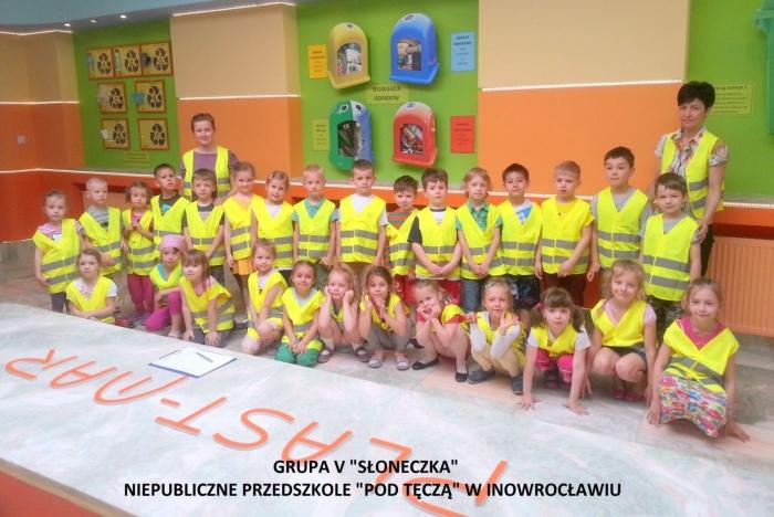 """Plast-Mar - Recykling tworzyw sztucznych - Plast-Mar.pl - Niepubliczne Przedszkole """"Pod Tęczą"""" - Inowrocław"""