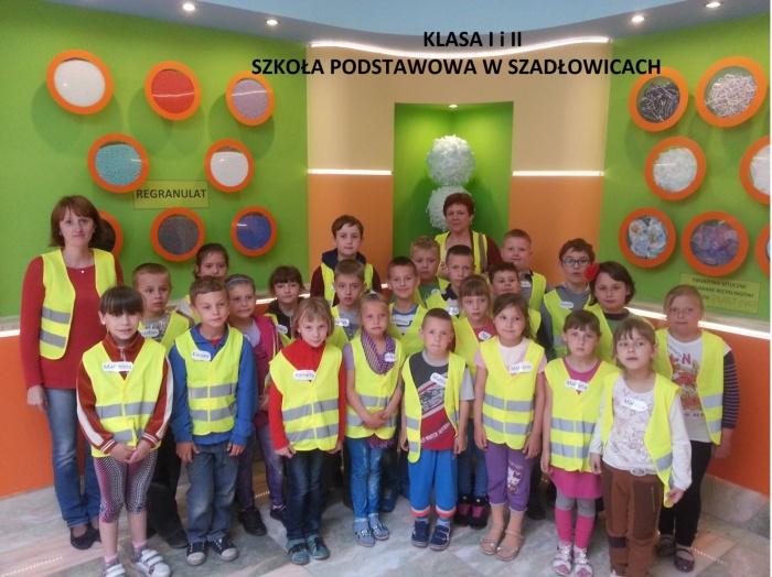 Plast-Mar - Recykling tworzyw sztucznych - Plast-Mar.pl - Szkoła Podstawowa - Szadłowice