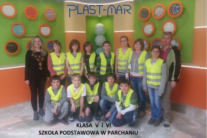 Plast-Mar - Recykling tworzyw sztucznych - Plast-Mar.pl - Szkoła Podstawowa - Parchanie