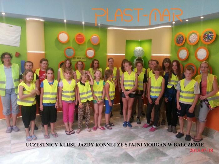Plast-Mar - Recykling tworzyw sztucznych - Plast-Mar.pl - Stajnia Morgan - Balczewo