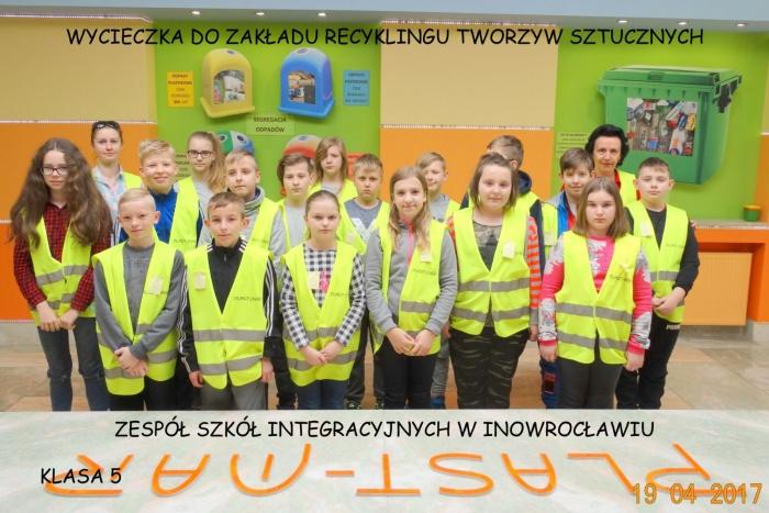 Plast-Mar - Recykling tworzyw sztucznych - Plast-Mar.pl - Zespół Szkół Integracyjnych - Inowrocław