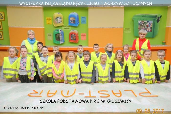 Plast-Mar - Recykling tworzyw sztucznych - Plast-Mar.pl - Szkoła Podstawowa nr 2 - Kruszwica