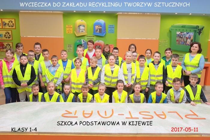 Plast-Mar - Recykling tworzyw sztucznych - Plast-Mar.pl - Szkoła Podstawowa - Kijewo