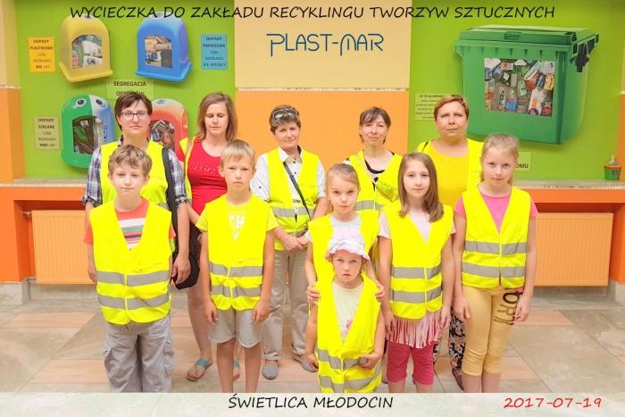 Plast-Mar - Recykling tworzyw sztucznych - Plast-Mar.pl - Świetlica - Młodocin