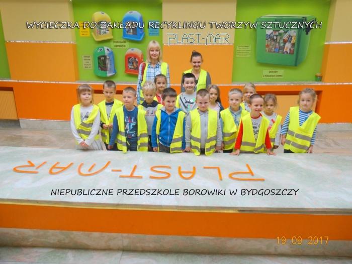 Plast-Mar - Recykling tworzyw sztucznych - Plast-Mar.pl -  Niepubliczne Przedszkole Borowiki w Bydgoszczy