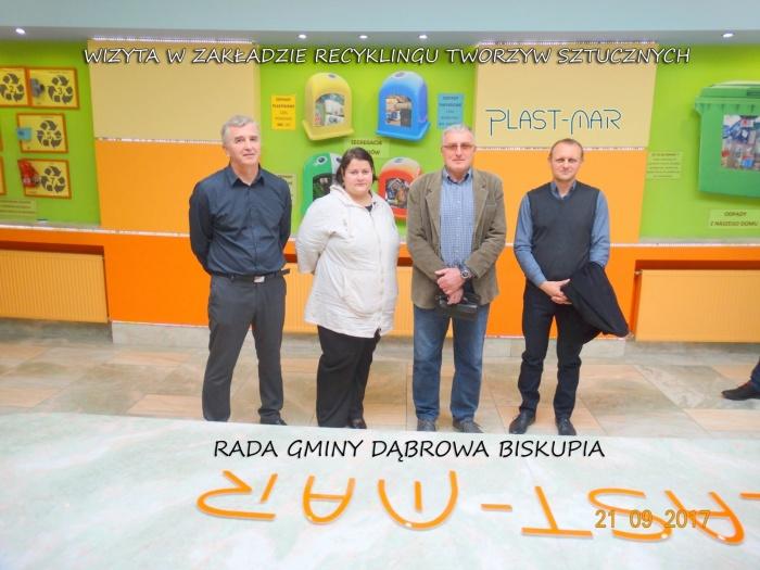 Plast-Mar - Recykling tworzyw sztucznych - Plast-Mar.pl -  Rada Gminy Dąbrowa Biskupia