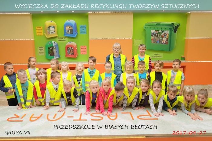 Plast-Mar - Recykling tworzyw sztucznych - Plast-Mar.pl - Przedszkole w Białych Błotach