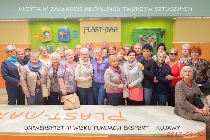 Plast-Mar - Recykling tworzyw sztucznych - Plast-Mar.pl - Uniwersytet III Wieku Fundacji Ekspert-Kujawy