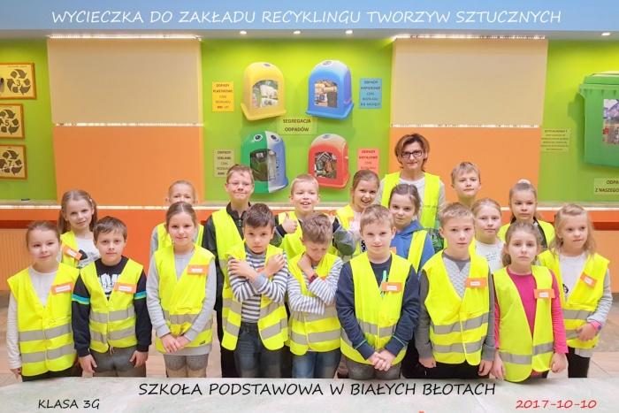 Plast-Mar - Recykling tworzyw sztucznych - Plast-Mar.pl - Szkoła Podstawowa w Białych Błotach