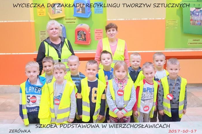 Plast-Mar - Recykling tworzyw sztucznych - Plast-Mar.pl - Szkoła Podstawowa w Wierzchosławicach