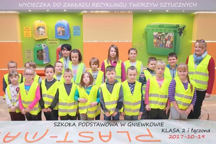 Plast-Mar - Recykling tworzyw sztucznych - Plast-Mar.pl - Szkoła Podstawowa w Gniewkowie
