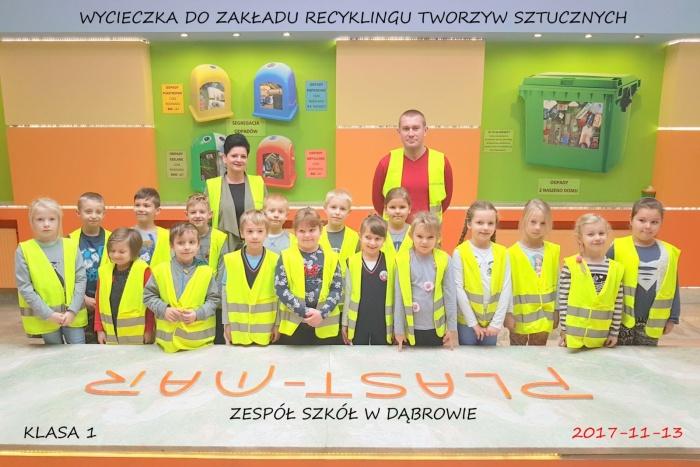 Plast-Mar - Recykling tworzyw sztucznych - Plast-Mar.pl - Zespół Szkół w Dąbrowie