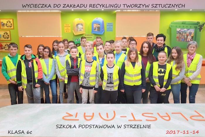 Szkoła Podstawowa w Strzelnie  - Plast-Mar - Recykling tworzyw sztucznych - Plast-Mar.pl