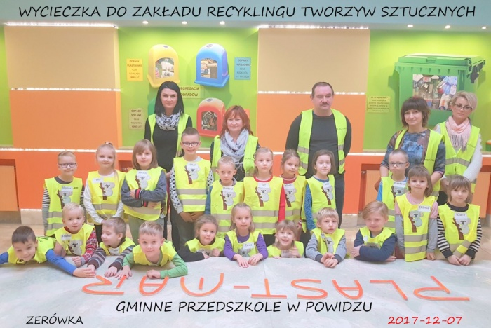 Gminne Przedszkole w Powidzu - Plast-Mar - Recykling tworzyw sztucznych - Plast-Mar.pl