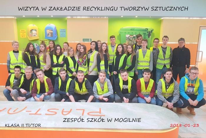 Plast-Mar - Recykling tworzyw sztucznych - Plast-Mar.pl - Zespół Szkół w Mogilnie