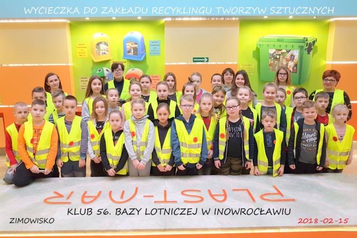 Plast-Mar - Recykling tworzyw sztucznych - Plast-Mar.pl - Klub 56 Bazy Lotniczej w Inowrocławiu