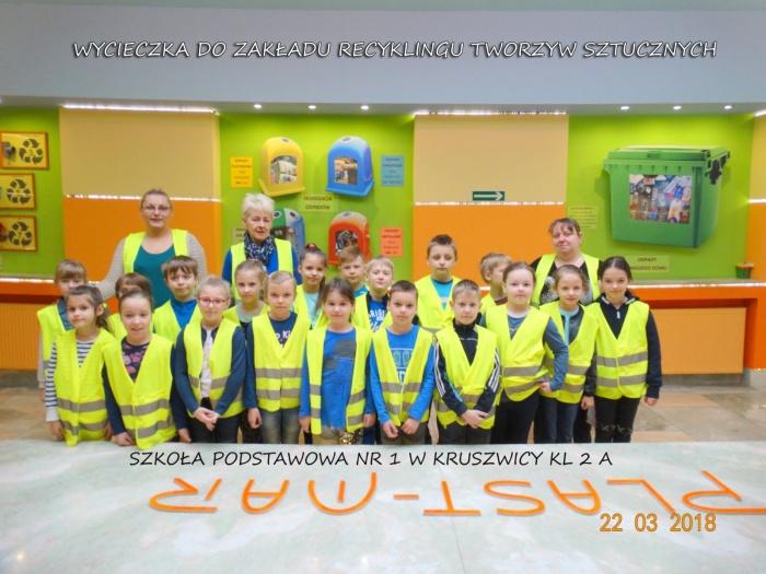 Plast-Mar - Recykling tworzyw sztucznych - Plast-Mar.pl - Szkoła Podstawowa nr 1 w Kruszwicy