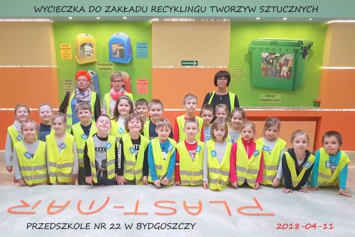 Plast-Mar - Recykling tworzyw sztucznych - Plast-Mar.pl - Przedszkole nr 22 w Bydgoszczy