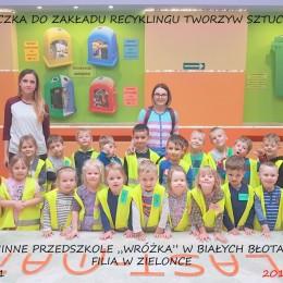 """Plast-Mar - Recykling tworzyw sztucznych - Plast-Mar.pl - Gminne Przedszkole """"Wróżka"""" w Białych Błotach filia w Zielonce"""