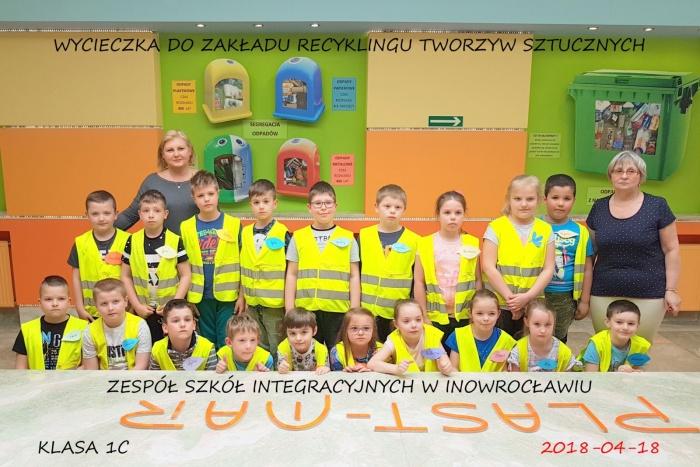 Plast-Mar - Recykling tworzyw sztucznych - Plast-Mar.pl - Zespół Szkół Integracyjnych w Inowrocławiu