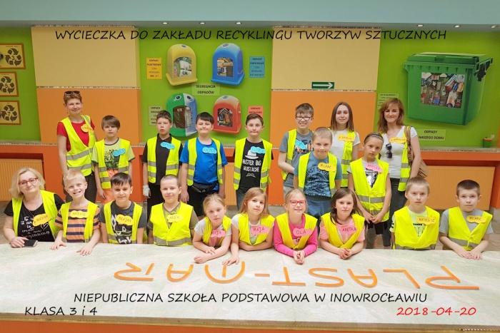 Plast-Mar - Recykling tworzyw sztucznych - Plast-Mar.pl - Niepubliczna Szkoła Podstawowa w Inowrocławiu