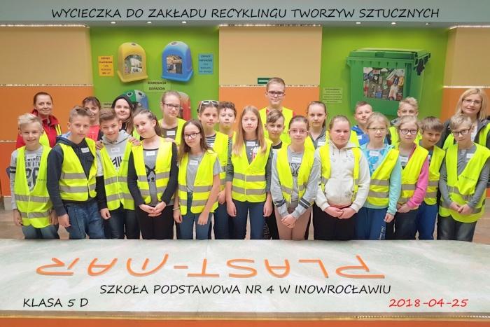 Plast-Mar - Recykling tworzyw sztucznych - Plast-Mar.pl - Szkoła Podstawowa nr 4 w Inowrocławiu