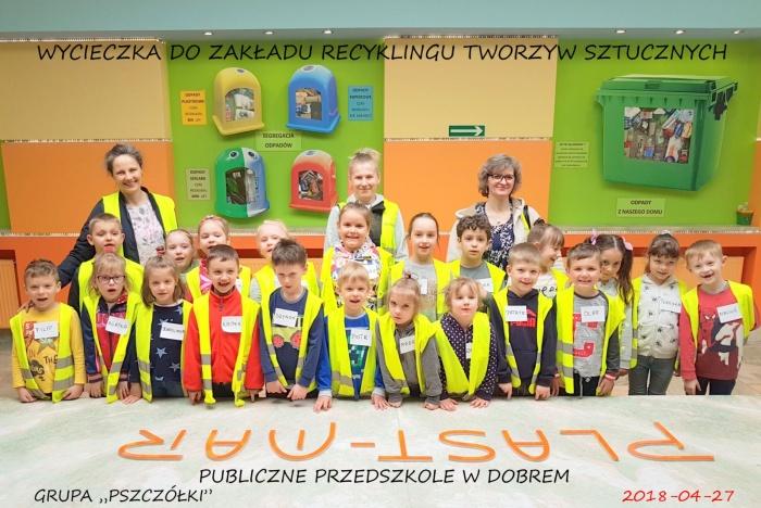 Plast-Mar - Recykling tworzyw sztucznych - Plast-Mar.pl - Publiczne Przedszkole w Dobrem