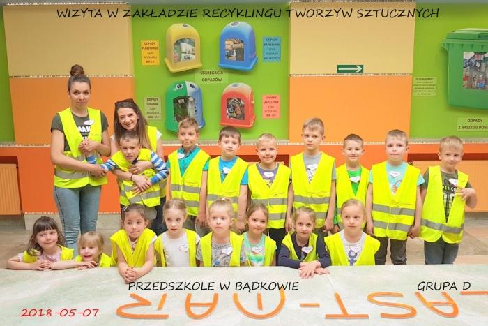 Plast-Mar - Recykling tworzyw sztucznych - Plast-Mar.pl - Przedszkole w Bądkowie