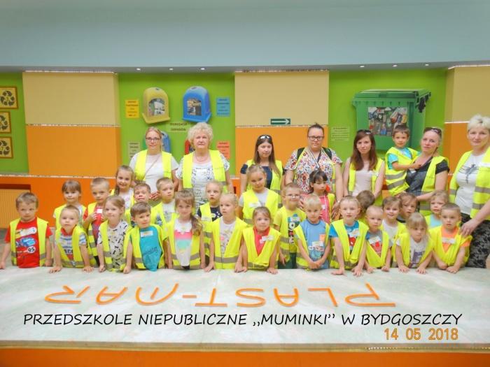 """Plast-Mar - Recykling tworzyw sztucznych - Plast-Mar.pl - Przedszkole Niepubliczne """"Muminki"""" w Bydgoszczy"""
