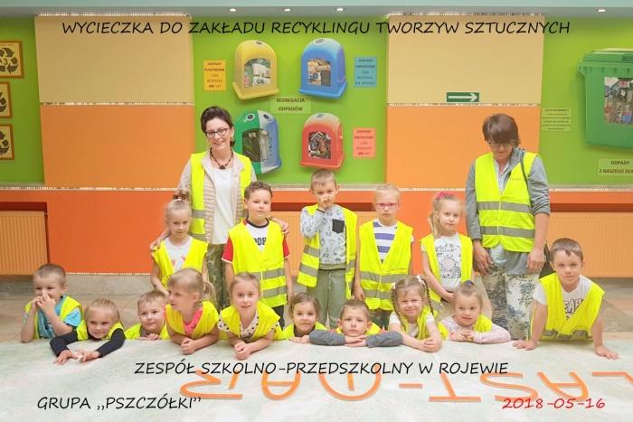 Plast-Mar - Recykling tworzyw sztucznych - Plast-Mar.pl - Zespół Szkolno-Przedszkolny w Rojewie