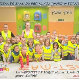 Plast-Mar - Recykling tworzyw sztucznych - Plast-Mar.pl - Uniwersytet Dziecięcy WSG