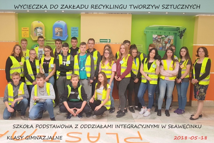 Plast-Mar - Recykling tworzyw sztucznych - Plast-Mar.pl - Szkoła Podstawowa z oddziałami Integracyjnymi w Sławęcinku