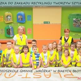 """Plast-Mar - Recykling tworzyw sztucznych - Plast-Mar.pl - Przedszkole Gminne """"Wróżka"""" w Białych Błotach"""