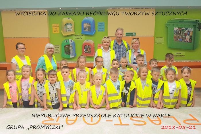 Niepubliczne Przedszkole Katolickie w Nakle  - Plast-Mar - Recykling tworzyw sztucznych - Plast-Mar.pl