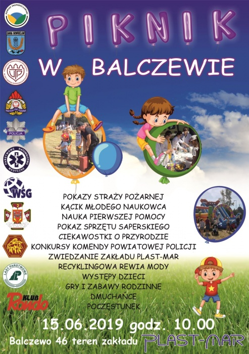 PIKNIK W BALCZEWIE Z PLAST-MAR-em - Plast-Mar - Recykling tworzyw sztucznych - Plast-Mar.pl