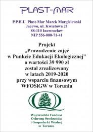 Plast-Mar - Recykling tworzyw sztucznych - Plast-Mar.pl - WFOŚiGW